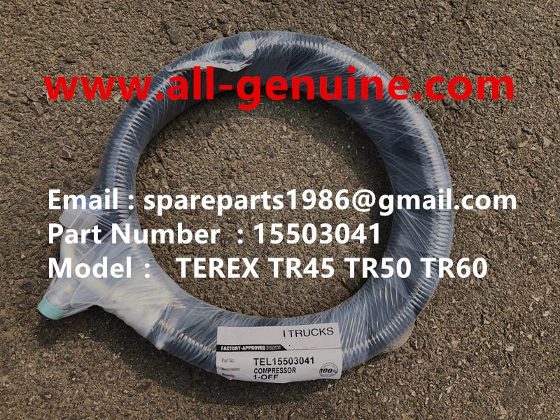 Hose 04.0605.0016 Terex American Crane 1.4 Lg 155 FD1.4 F901.4