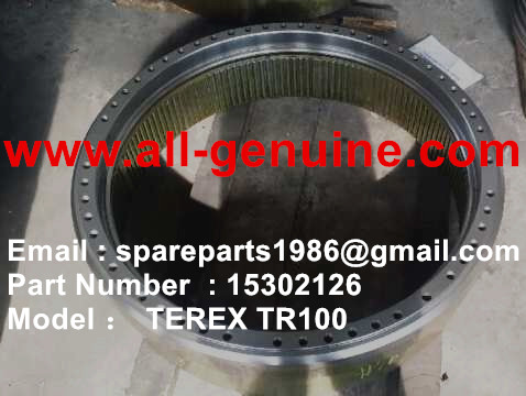 TEREX TR100 SRT95 DUMP TRUCK 15302126 DISC HOUSING