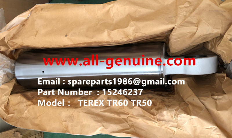 TEREX TR60 RIGID DUMP TRUCK 15246237 PISTON ROD
