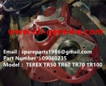 TEREX SANY RIGID DUMP TRUCK TR60 SRT55 09060235 HOUSING