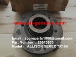 TEREX NHL TR100 ALLISON RIGID DUMP TRUCK 23013833  CARRIER ASSY