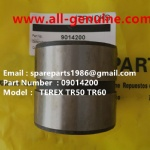 TEREX NHL TR60 RIGID DUMP TRUCK 09014200 BUSHING