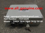 TEREX TR60 RIGID DUMP TRUCK 15312229 HARNESS INTERFACE