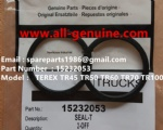 TEREX NHL TR60 RIGID DUMP TRUCK 15232053 SEAL