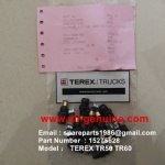 TEREX TR45 TR50 TR60 MINING HAULER RIGID DUMP TRUCK ALLISON TRANSMISSION 15275628 FITTING ASSY OUTLET