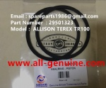 TEREX NHL TR35 3305F 3305G 3305K 3305B RIGID DUMP TRUCK ALLISON TRANSMISSION 29501323 SEAL RING PISTON