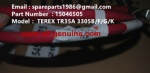 TEREX 3305F TR35A 3305G 15046505 Wire cable