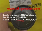 TEREX NHL TR35 3305B 3305F 3305G 3305K RIGID DUMP TRUCK  15043124 OIL TEMPERATURE GAUGE