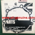 TEREX NHL MINING OFF HIGHWAY RIGID DUMP TRUCK CUMMINS ENGINE 3305B 3305F 3305G 3305K TR35 3899746 GASKET