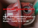 TEREX TR100 DUMP TRUCK MINING OFF HIGHWAY RIGID DUMP TRUCK NHL 15337441 DIFFERENTIAL ASSY