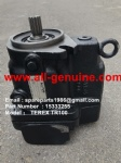 TEREX OFF HIGHWAY MINING RIGID DUMP TRUCK HAULER NHL TR100 ORIGINAL STEERING PUMP 15333255 KAWASAKI