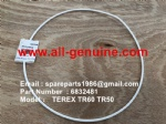 TEREX RIGID DUMP TRUCK HAULER OFF HIGHWAY TRUCK HAULER ALLISON TRANSMISSION TR60 TR70 SEAL RING 6832481