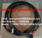 TEREX 3305F engine harness 15040406