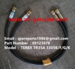 TEREX 3305F Hose Assembly 09123678