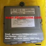 TEREX TR100 ALLISON TRANSMISSION ECU-CE2  15351561