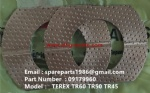 TEREX TR50 DUMP TRUCK 09179960 THRUST WASHER