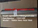 TEREX NHL RIGID DUMP TRUCK TR50 15041488  FLEXIBLE TUBE