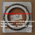 TEREX NHL RIGID DUMP TRUCK TR50 4101504 OIL SEAL
