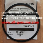 TEREX NHL DUMP TRUCK TR50 TR60 09014362 BACK UP RING
