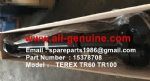 TEREX RIGID DUMP TRUCK  TR50 TR60 TR100 15378708 REAR DRIVE SHAFT ASSY