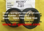 TEREX RIGID DUMP TRUCK 3305F 3305G TR35A 9012957 WASHER